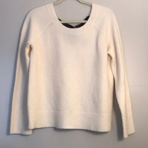 J. Crew Bow Back Sweater